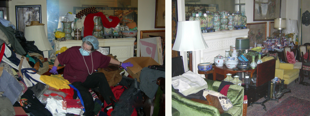 hoarders how to help